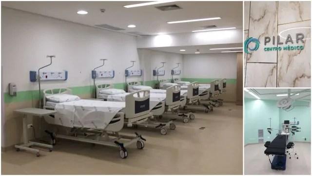 Pilar Hospital inaugura novo Centro Médico em Curitiba
