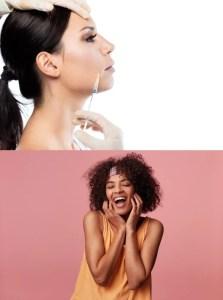 Bioestimuladores, técnica para retardar o envelhecimento do rosto.