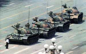 Tiananmen, el alma de la historia del comunismo en china