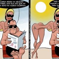 Muito sexo na Aldeia Olímpica (parte 2)