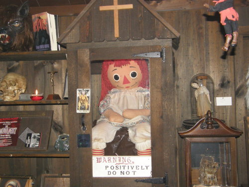 Has Ghost Adventures ruined the Annabelle legend ? – Paranormal Magazine