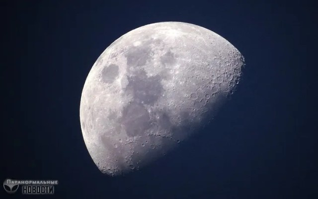 Moon is an artificial object