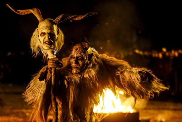 KRAMPUS | History and Folklore