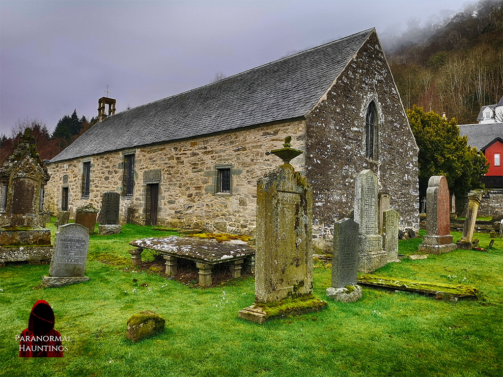 The Old Kirk at Weem