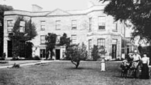 Nettleham Hall Haunted? White Figure Captured?