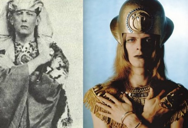 David Bowie and The Occult