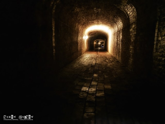 Calke Abbey - Tunnels