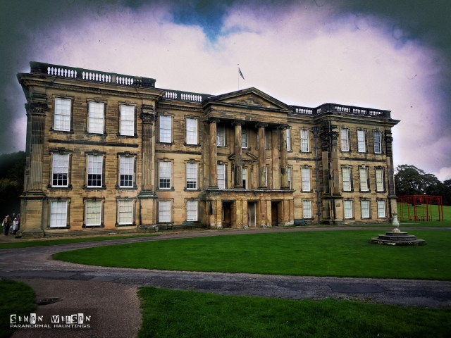 Calke Abbey | Calke Tunnels And Ghost Sightings