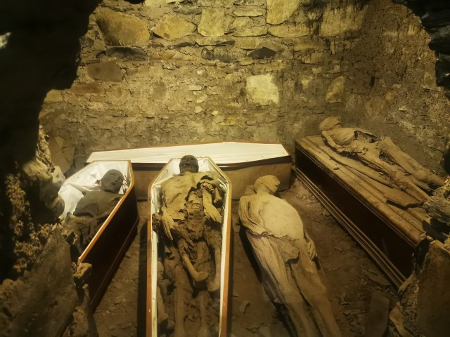 St Michan's Church | History |Haunted | Mummies