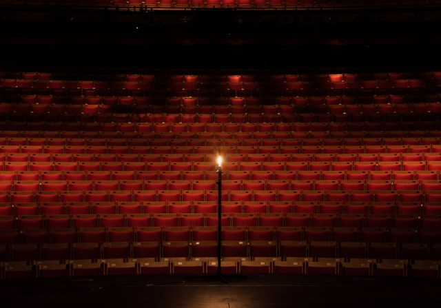 The Theatre Ghost Light
