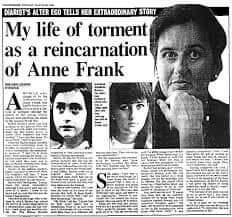 The Case of Barbro Karlen – Anne Franks reincarnation | Leanne Wood