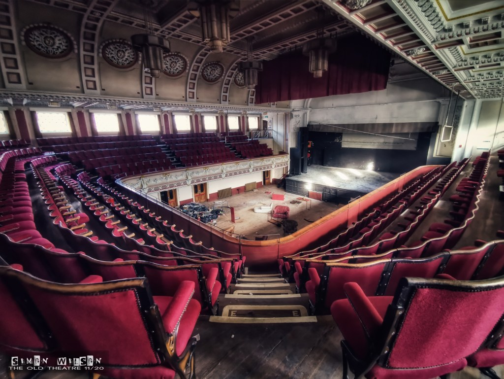 Abandoned Queens Theatre
