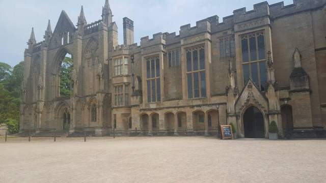 Newstead Abbey Ghost Stories | Haunted and Cursed Nottingham