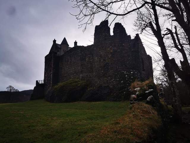 Dunstaffnage Castle | History and Hauntings