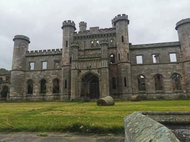 Lowther Castle Hauntings |Story of Wicked Jimmy – A Troubled Man!