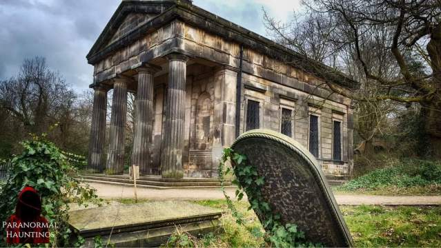 Sheffield General Cemetery | History and Ghostly Captures | Lost Victorian Cemetery
