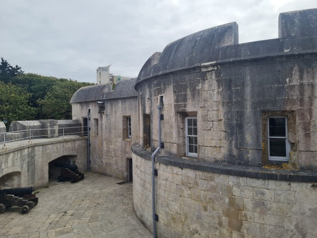 My visit to Portland Castle | Hauntings