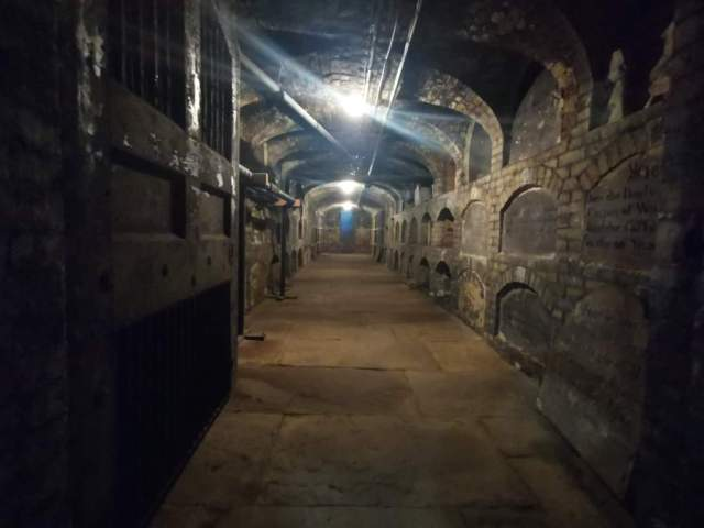 Westage Unitarian Chapel and Catacombs Investigation