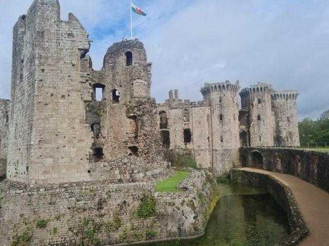 Raglan Castle | History and Hauntings