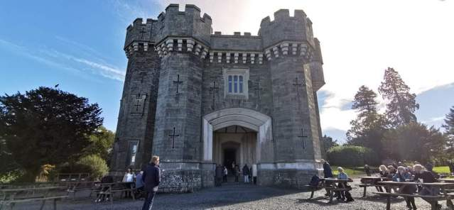 Wray Castle   History and Haunted!