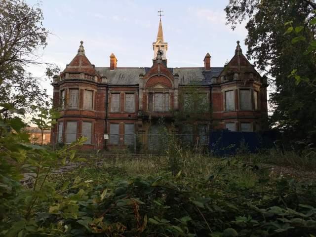 Rauceby Asylum and The Film The Lucifer Effect | Cursed Film?