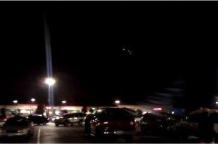 Les ovnis de Cincinnati sont des parachutistes
