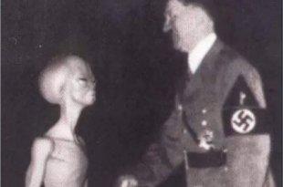 Des aliens ont rencontrés des Nazis?