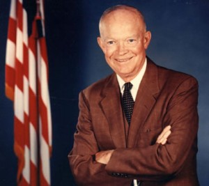 Les extraterrestres, le président Eisenhower, La rencontre…?!!!
