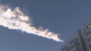 Une pluie de météorites tombe sur une ville de Russie