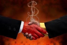 Le Pacte avec le Diable ou un démon