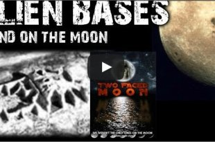 Documentaire: Alien bases on the moon