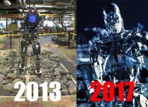 Robots, on ne pourra pas leur échapper
