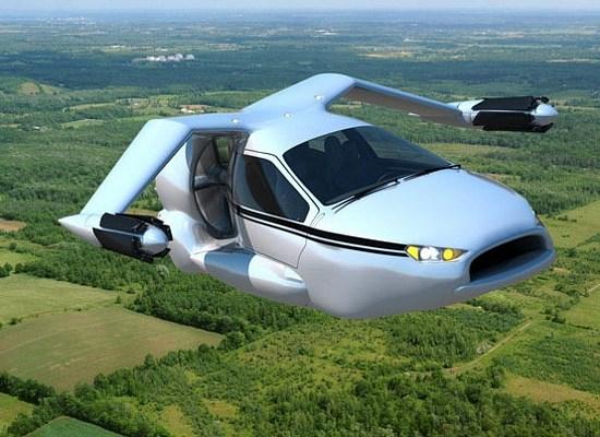 La première voiture volante en vente en 2015?