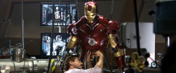 L'armure d'Iron Man inspire le Pentagone pour des super-soldats du futur