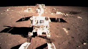 Premières images du « Lapin de jade » sur la Lune