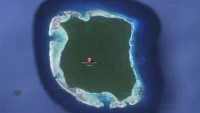 L'île dont vous ne reviendrez pas vivant