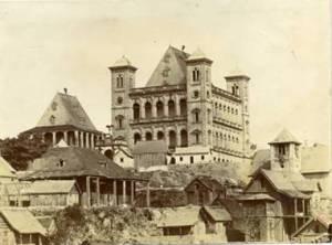 Observation d'Antananarivo