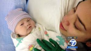 Insolite: Un bébé naît sans sang et survit