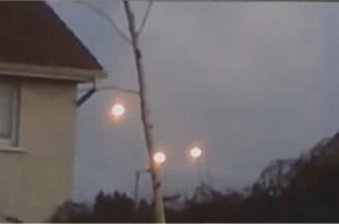 Les meilleures observations d'OVNIs de 2013. 3e partie.