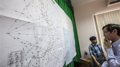 Avion disparu en Asie : « mystère aéronautique sans précédent »