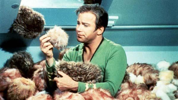 Le Capitaine Kirk est certain que la vie extraterrestre existe ailleurs que sur Terre