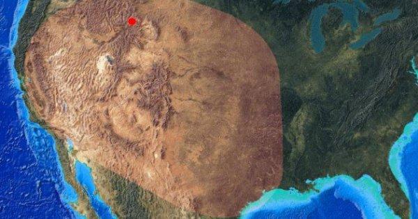 Yellowstone Caldera: en attente de la plus grosse éruption volcanique de tout les temps