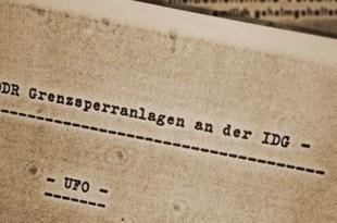 Révélations sur les dossiers Ovnis des services secrets allemands