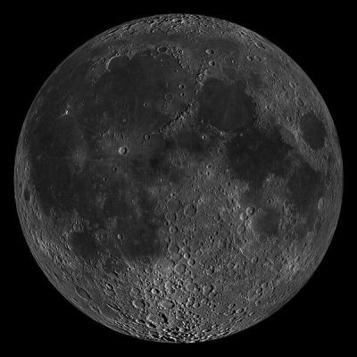 La Lune n'est pas ronde, c'est un citron