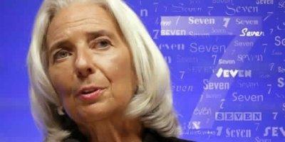 20 juillet 2014 ? Christine Lagarde a-t-elle révélé la date du prochain Krach en langage occulte ?