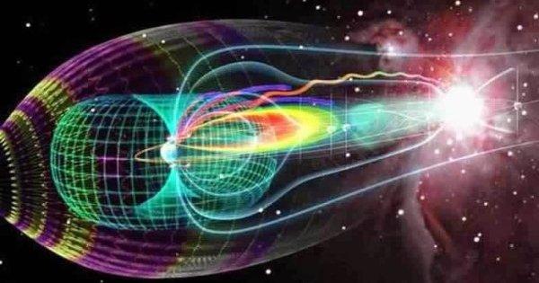Les anomalies du champ magnétique terrestre sont causées par la planète X