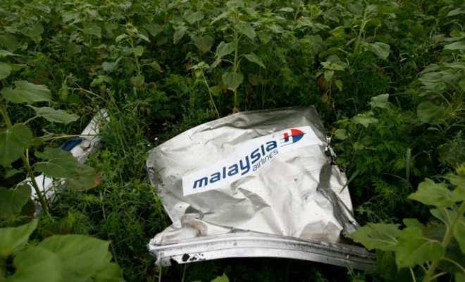Qu'y avait-il dans la soute du Boeing 777 de la Malaysian Airlines ?
