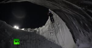 Nouvelle expédition dans le trou en Sibérie
