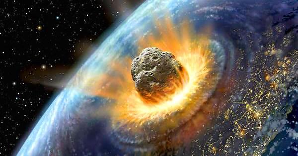 La NASA publie la carte des astéroïdes qui ont frappé la Terre ces vingt dernières années…