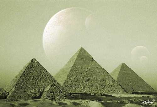 Une énorme flotte d'Ovnis au dessus de notre Terre… ET je dis bien énorme!